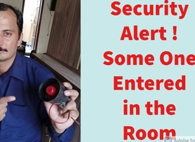 How to make Home Security system