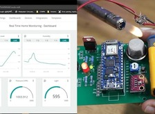DIY Arduino Based Home Monitoring System Take Care of Elders