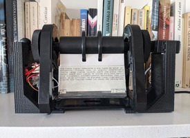 Raymond Roussel Reading Machine