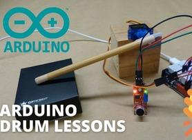 Arduino Drum Lessons