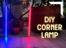 DIY Arduino Corner lamps