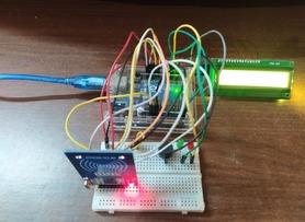RFID Based Attendance System Using Arduino