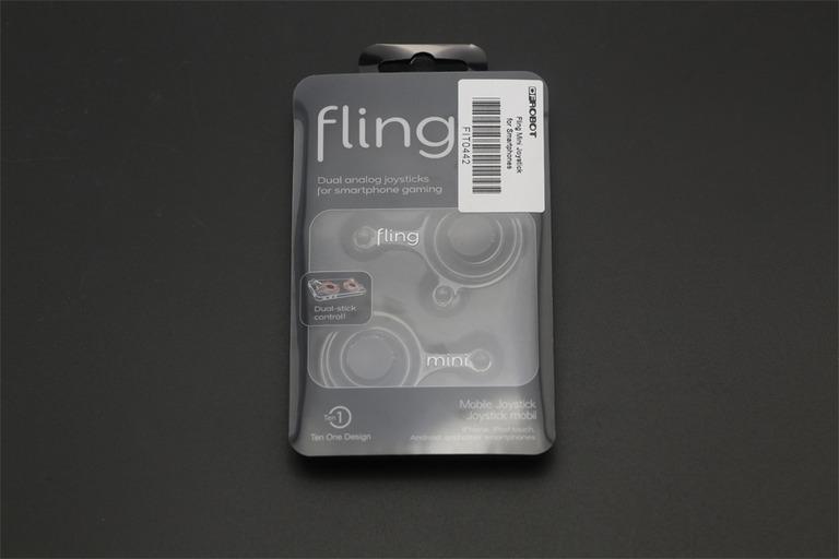 Fling Mini Joystick for Smartohones-DFRobot
