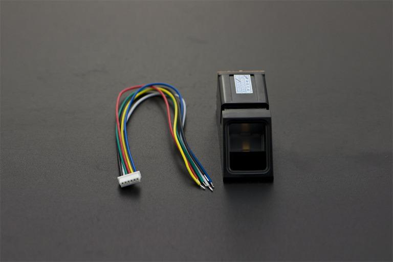 Fingerprint Sensor with 5 Fingerprint Sensor Projects-DFRobot