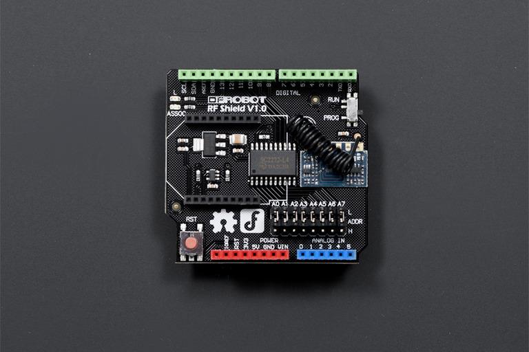 Arduino RF Shield (315Mhz) - DFRobot