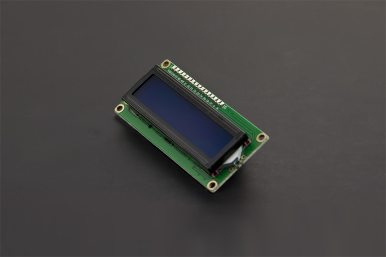 I2C 16x2(1602) LCD Display for Arduno - DFRobot