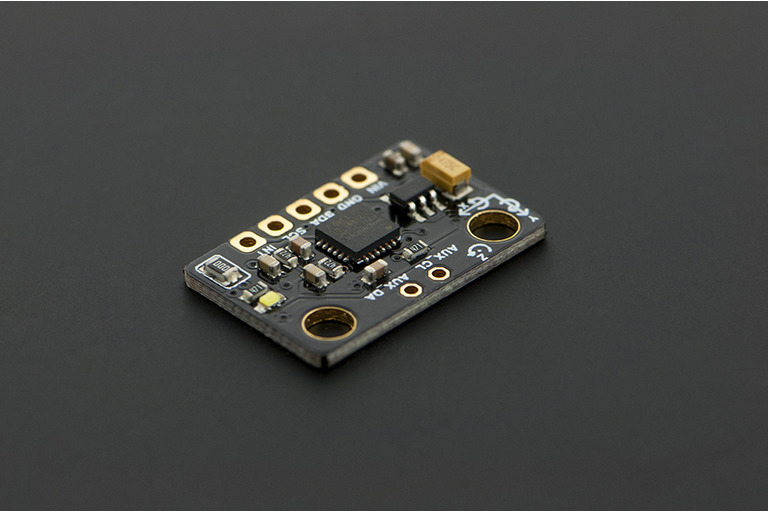 6 DOF Sensor - MPU6050-DFRobot