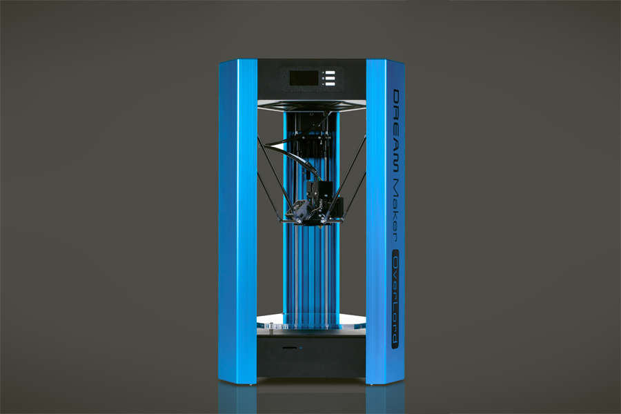 OverLord 3D Printer - Classic Blue (EU)(Discontinued)