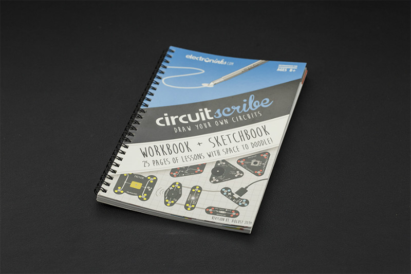 Circuit Scribe Educational Workbook(Discontinued)
