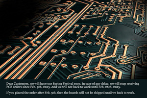 PCB Prototype Fabrication/Manufacturing Service