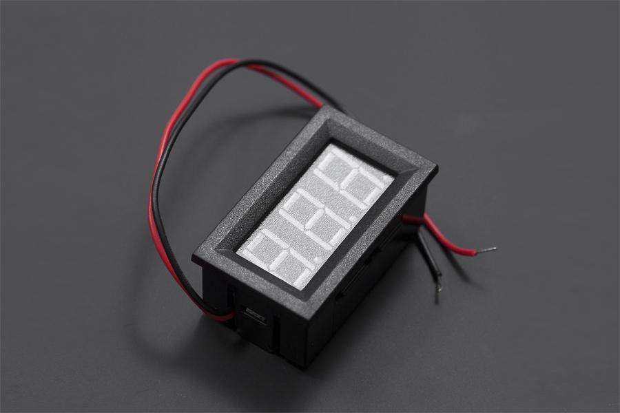 LED Voltage Meter (Green)