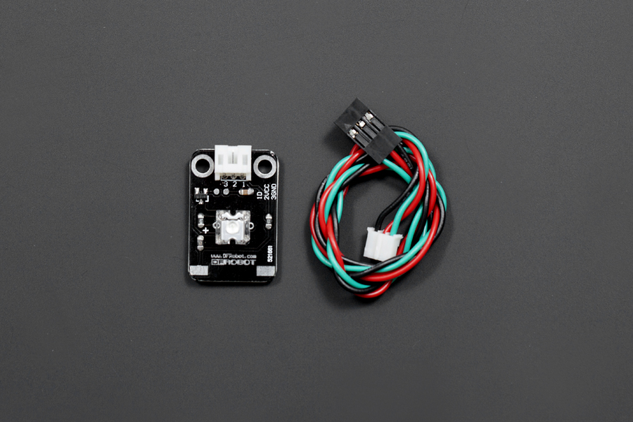 Gravity: Digital Piranha LED Module - Green