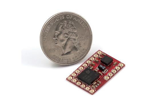Ardu IMU Sensor Board - Six Degrees of Freedom (Main)(Discontinued)