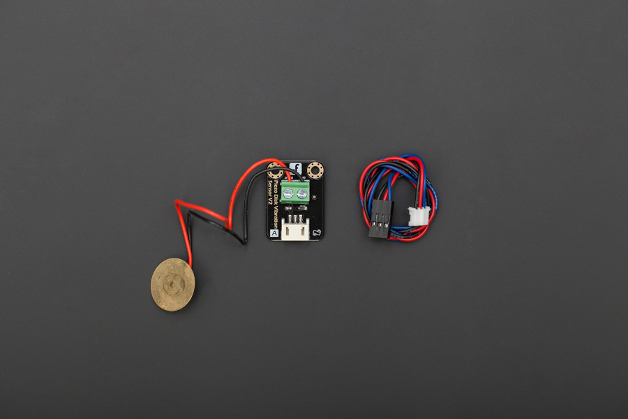 Gravity: Digital Piezo Disk Vibration Sensor