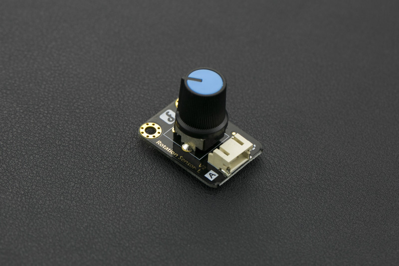 Gravity:Analog Rotation Potentiometer Sensor V1 For Arduino