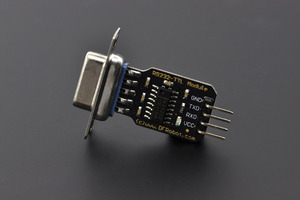 MAX202 RS232 to TTL Converter For Arduino