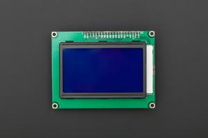 3-wire Serial LCD Module (Arduino Compatible)