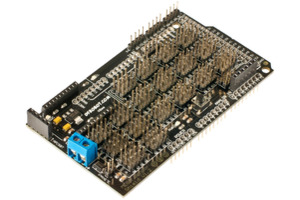 Mega IO Expansion Shield For Arduino Mega V1.2(Discontinued)