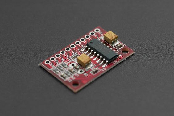3W mini audio stereo amplifier