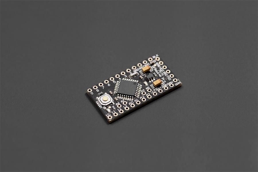 DFRduino Pro Mini V1.3(8M3.3V328)