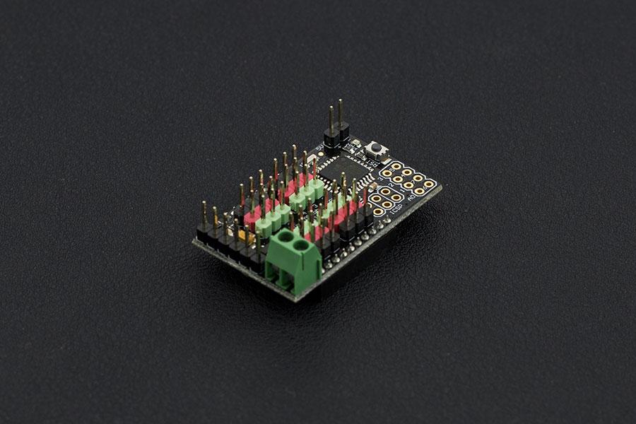 Flyduino-A 12 Servo Controller ( Arduino Compatible)