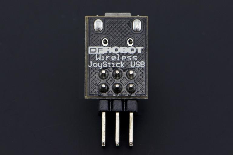 Wireless GamePad V2 0 for Arduino-DFRobot