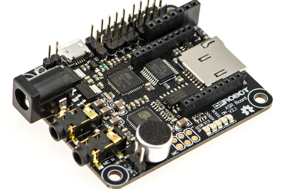 ASR Board for Arduino (Discontinued)