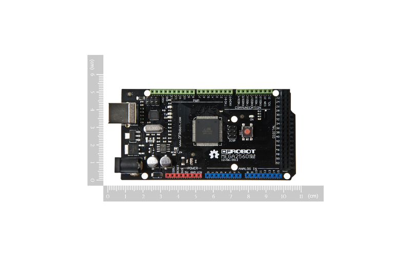 DFRobot Mega 2560 V3 0 (Arduino Mega 2560 R3 Compatible)-DFRobot