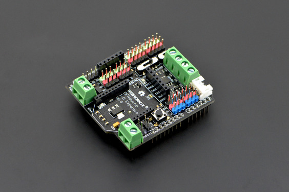 Gravity: RS485 IO Expansion Shield for Arduino