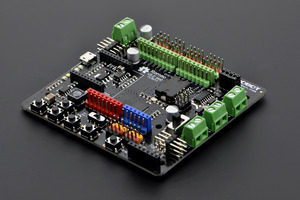 Romeo V2 - a Robot Control Board with Motor Driver (Compatible with Arduino)