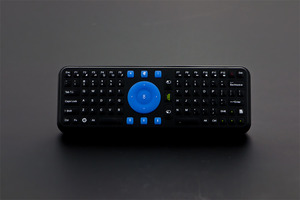 RC 2.4G Wireless Air Mouse & Keyboard for Raspberry Pi and LattePanda