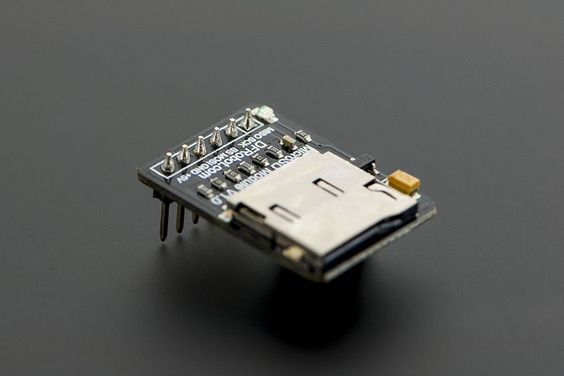Fermion: MicroSD Card Module for Arduino (Breakout)