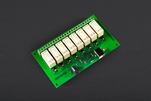 8 Channel Relay Module (USB-RLY 16, Up to 16Amp)