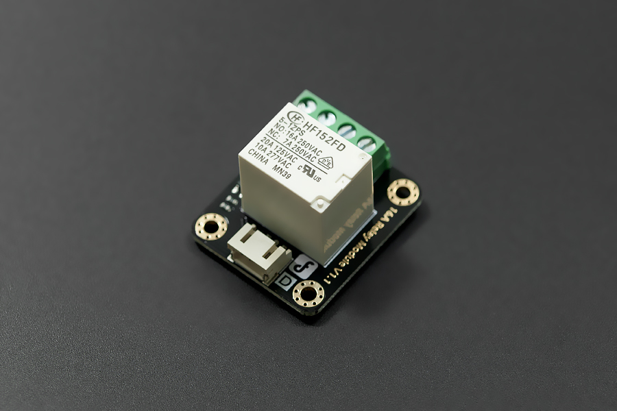 Gravity: Digital 16A Relay Module