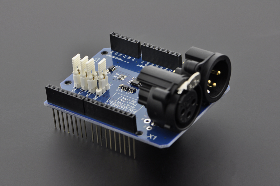DMX Shield for Arduino