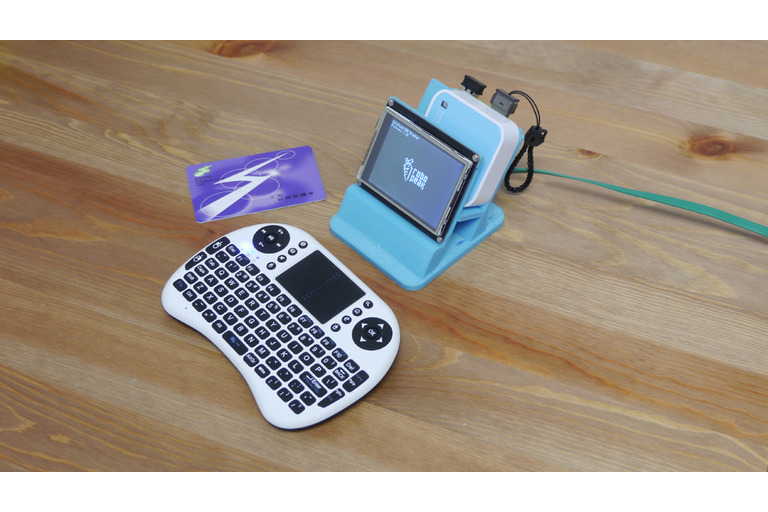 """2 8"""" USB TFT Touch Display Screen for Raspberry Pi-DFRobot"""