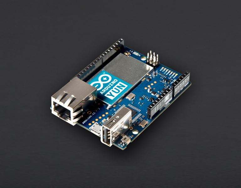 Arduino Yún- A New Arduino Microcontroller Board(Discontinued)