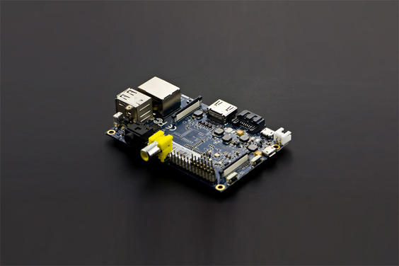 Banana Pi - A New Generation High-end Single-board Computer(Discontinued)