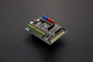 Gravity: Arduino Shield for Raspberry Pi B+/2B/3B/3B+