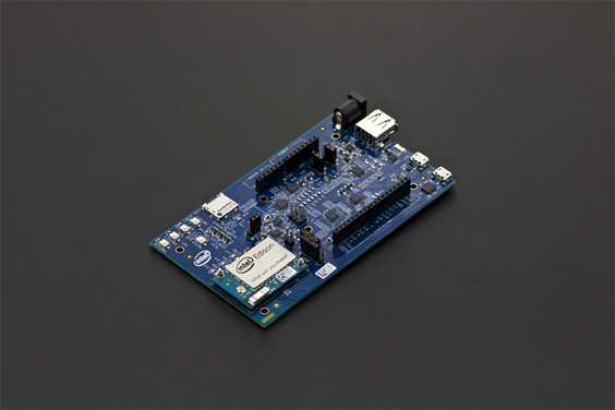 Intel® Edison with Arduino Breakout Kit(Discontinued)