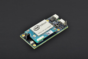 Intel® Edison Breakout Kit