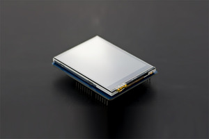 "2.8"" TFT Touch Shield with 4MB Flash for Arduino and mbed"