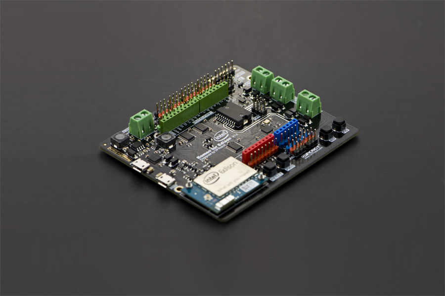 Romeo for Intel® Edison Controller (With Intel® Edison)(Discontinued)