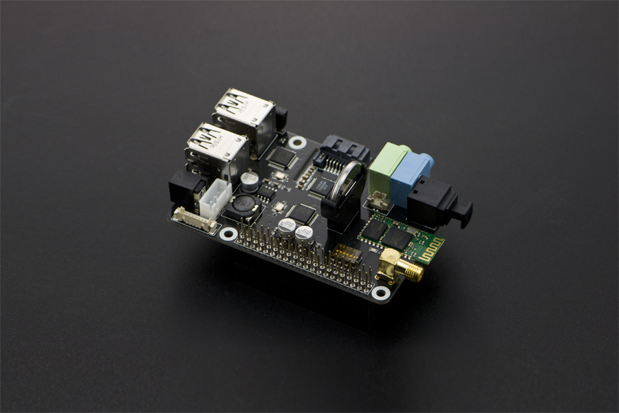 Expansion Shield X300 for Raspberry Pi B+/2B/3B(Discontinued)