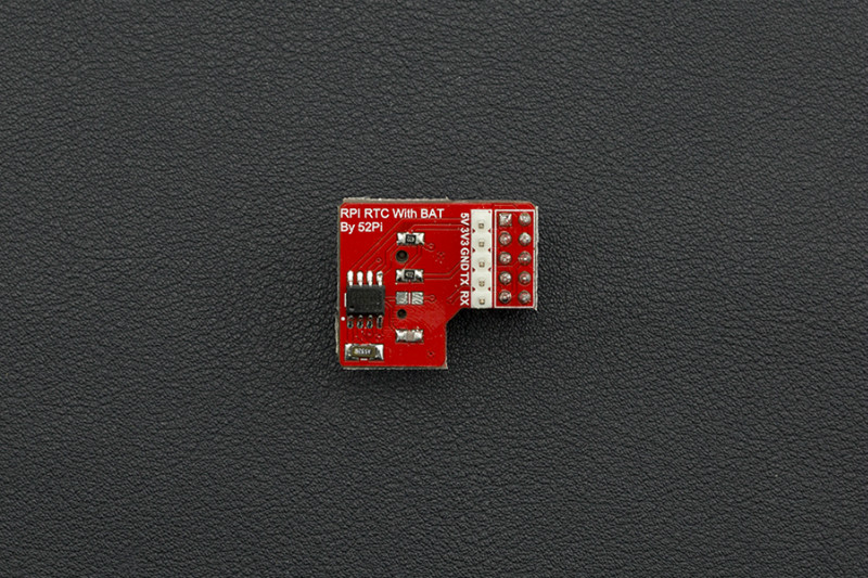 DS1307 RTC Module with Battery for Raspberry Pi (Compatible with Raspberry Pi 4B)