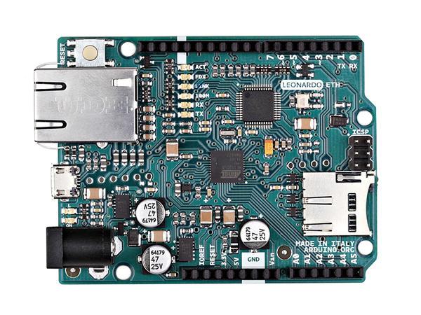 Arduino Leonardo ETH(Discontinued)