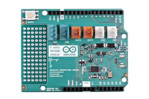 Arduino 9 Axes Motion Shield