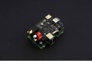 Expansion Shield x600 for Raspberry Pi B+/2B/3B/4B