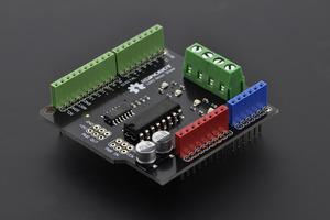 2x1A DC Motor Shield  for Arduino