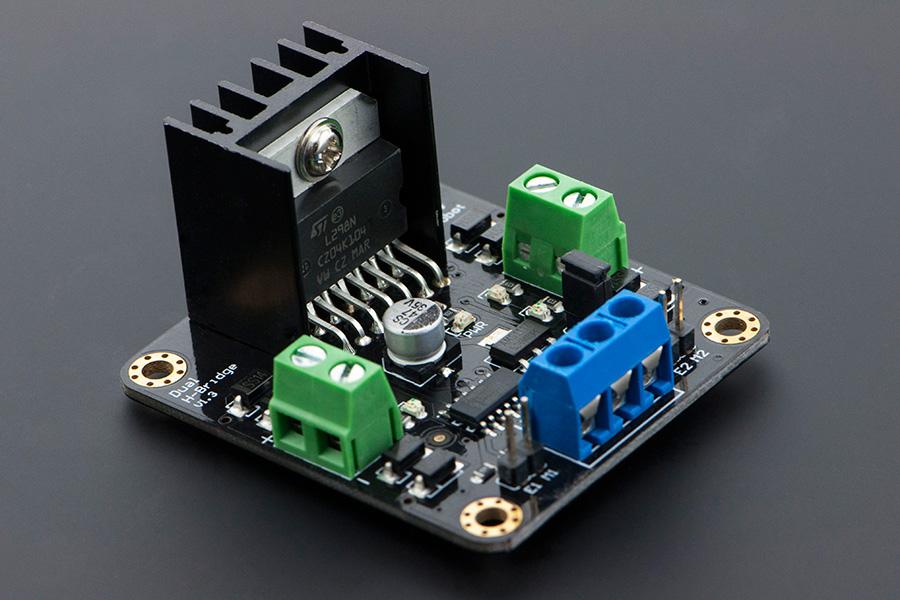 MDV 2x2A DC Motor Controller (L298N)